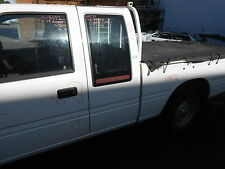 Holden Rodeo 1995 TF Rodeo Space Cab RH Or LH Cargo Glass S/N# V6432