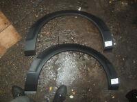 Ford Escort MK3 & MK4 Rear Wheel Arch arches 1 x Pair 3 door XR3i RS turbo XR3