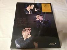2011 JYJ UNFORGETTABLE LIVE CONCERT IN JAPAN LIMITED 2 DVD Photoook 4 Poster NEW