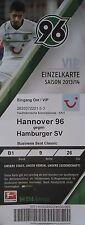 VIP TICKET 2013/14 Hannover 96 - Hamburger SV
