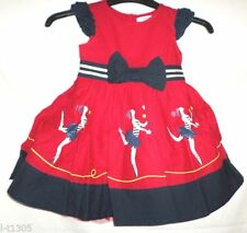 Vestiti rosso per bambine dai 2 ai 16 anni