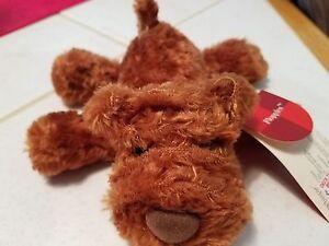 "Russ ""Flopples"" Stuffed Dog Animal"