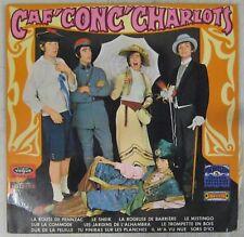 Pochette Parapluie 33 tours  Les Charlots Caf'conc' Charlots