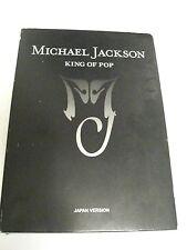 "Michael Jackson King of Pop Massive Photo Book ""Japan"""