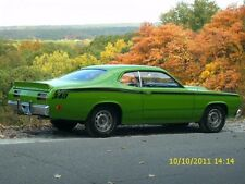 70 76 Plymouth Duster And Dart Sport Showcars Rear Spoiler