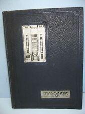1932 Synapsis, Philadelphia College of Osteopathy, Philadelphia, PA Yearbook