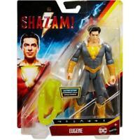"EUGENE action figure SHAZAM! movie power slinger GLUTTONY 6"" dc NEW vhtf htf"