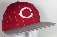 Vintage Starter Cincinnati Reds Hat MLB Pro Model Baseball Cap SnapBack Retro