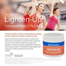 Aquasource Lighten-Up! 200g Vanilla. Weight management