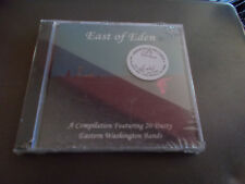 EAST OF EDEN CD A COMPILATION FEATURING 20 DUSTY EASTERN WASHINGTON BANDS NEW