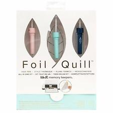 We R Memory Keepers FOIL QUILL Starter Kit, Multicoloured #660579 Free UK Ship!