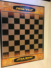Star Wars Saga Edition Chess Game part, Board Only