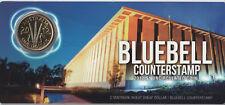 Australia 2012 : Wheat Sheaf Dollar / BlueBell CounterStamp 'C' Mintmark. Unc.