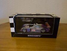 1:43 Minichamps - AUDI R8 #8 24hr Le Mans 2004 (McNish/Biela/Kaffer)