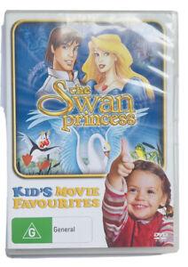 The Swan Princess DVD - Region 4