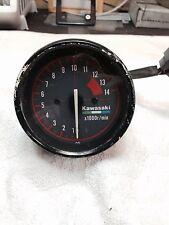 Kawasaki Zx7 Tachometer, P#/ 25015-1310