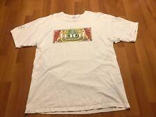 Vintage TOOL T Shirt Size XL Tour Concert Band 10000 Days White Rare Extra Large