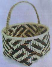 Basket Weaving Pattern Chatuga Basket by Laura Lee Zanger