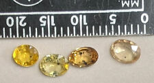 1.2 carats YELLOW SAPPHIRE Gemstones (#L9904)