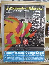 A597        UN DIAMANTE AL ROJO VIVO ROBERT REDFORD