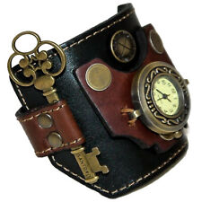 Women's Watch Steampunk Retro Vintage Aristocrat Designer Fashion Wristwatch