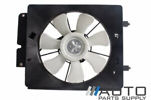 Honda RD CRV CR-V A/C Condenser Cooling Fan 2001-2006 Models *New*