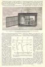 """"""" LES CERFS-VOLANTS METEOROLOGIQUES EN FRANCE """" KYTES ADP 1897"""