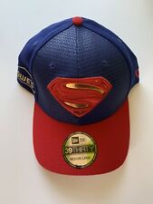 DC Comics Superman Logo New Era LOWES Fitted Hat Cap DC Comics - New 39THIRTY
