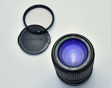 RMC Tokina 35-105mm f/3.5-4.3 Zoom Lens Canon FD Caps Filter Macro READ (#3065)