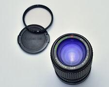 RMC Tokina 35-105mm F/3.5-4.3 Objectif de Zoom Canon Fd Bouchons Filtre Macro