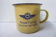 ROYAL FLYING DOCTORS ENAMEL MUG CUP