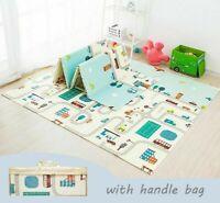 Foldable Baby Play Mat Puzzle Mat Educational Children's Carpet Games Toys Kids
