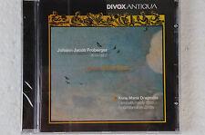 Johann Jacob Froberger avec discretion Anne Marie Dragosits Cembalo (Box14)
