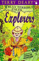 Explorers (Truly Terrible Tales), Marlowe, Jack, Very Good Book