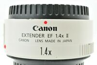 【 Exc +++++ 】 Canon EXTENDER EF 1.4x II from Japan 976