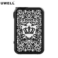 Uwell Crown 4 IV 200W TC Box Mod Authentic Silver