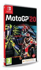 Motogp 20 Nintendo Interruptor Eu Nuevo Sellado Juego Eng Moto Gp 2020