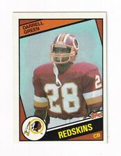 1984 Topps #380 Darrell Green ROOKIE Card! SWEET--35+ years old!
