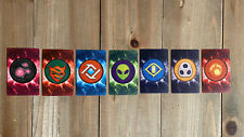 Keyforge - Set Promo Cards Of Houses - Ffg Of Letters Promotional