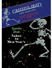 Grateful Dead - The Grateful Dead: Ticket to New Year's [New DVD]