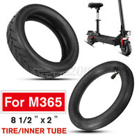"8 1/2 x 2 L 8.5x2"" Scooter Tire Inner Tube For Xiaomi Mijia M365 Inflatable"