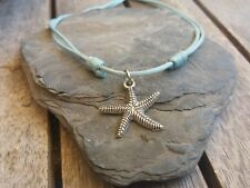 Collar estrella de mar Colgante surfero necklace surfera beach starfish star