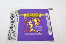 Topps Star Trek The Motion Picture Trading Card Wax Wrapper 1979