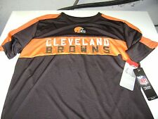CLEVELAND  BROWNS TRAINING SHIRT YOUTH  X-LARGE  NEW  $25 NICE