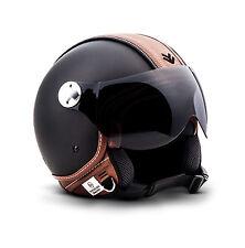 Arrow AV 84 Vintage Deluxe · Mofa Vespa Helmet Cruiser Bobber Retro Moto...