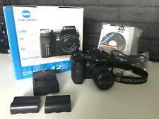 Konica Minolta DiMAGE A2 Digital Camera 8.0M Megapixels 7X Optical Zoom Lens