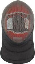 New listing Rawlings RD Fencing Mask Large w/ Thick Bendable Tab Padded Liner And Neck Guard