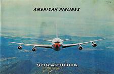 American Airlines Scrapbook 1962 =