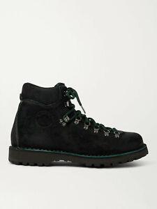 Diemme Roccia Vet Boots in Dark Green Suede, size 41 - BNWB, RRP £330