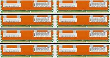 16GB (8X2GB) FOR HP PROLIANT DL360 G5 DL380 G5 DL580 G5 ML150 G3 ML350 G5